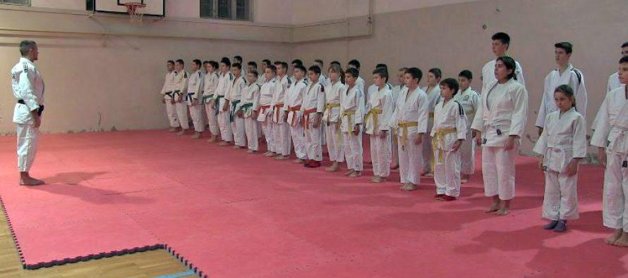 """JUDO & JU JITSU CLUB """"N&F"""" Aleksinac"""