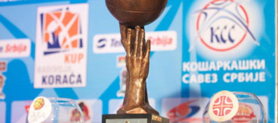 Niš po 13. put domaćin finala Kupa u košarci