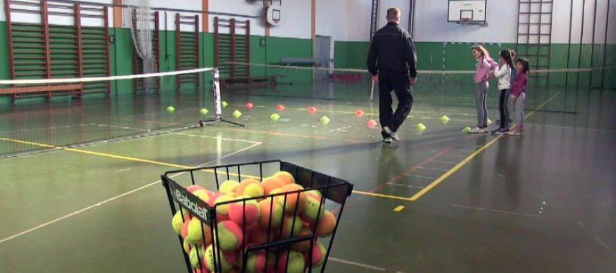 Škole tenisa u Sokobanji – Ozren, Vegas i Lapčević