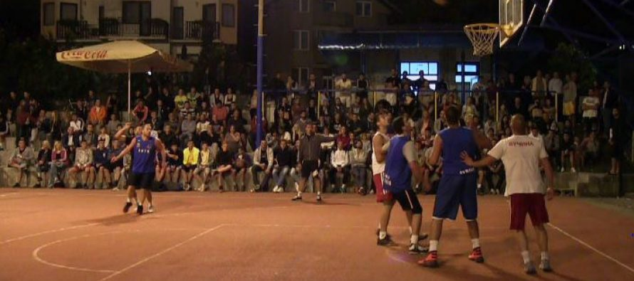 "Tradicionalni 3×3 turnir turnir ""Avgust u avgustu"""