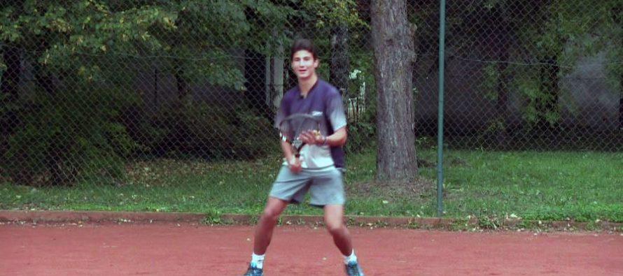 Aleksa Ćirić ušao u glavni žreb ITF turnira u Mađarskoj