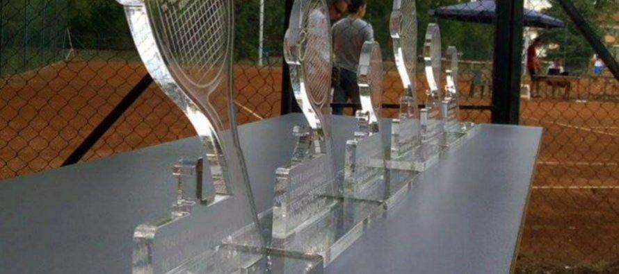 Teniski turnir u Beloj Palanci