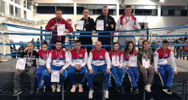 Kikbokserima Niša 16 medalja na K1 prvenstvu Srbije