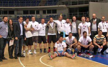 Neradnički odbranio titulu u Amaterskoj košarkaškoj ligi (VIDEO)