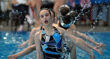 Osam medalja za niške sinhrone plivačice (VIDEO)