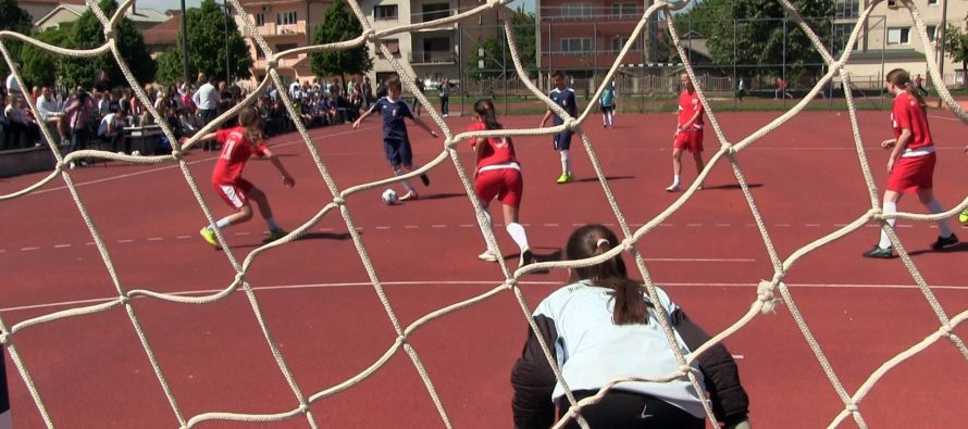 Počeo tradicionalni Majski turnir u malom fudbalu