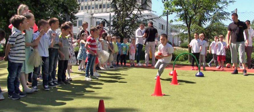 """Mini košarka – maksi zabava"" (VIDEO)"