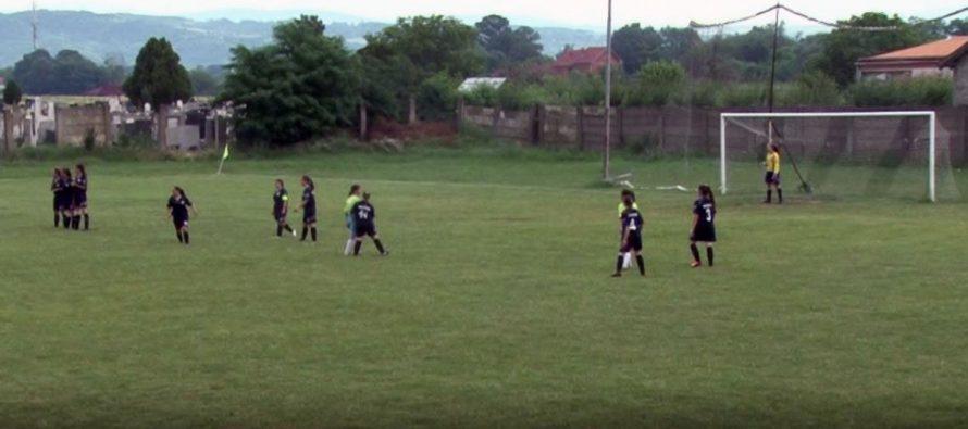 Ženski fudbalski klub Morava iz Žitkovca (VIDEO)
