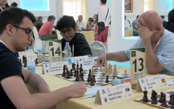 U Nišu otvoreno Međunarodno prvenstvo u šahu (VIDEO)