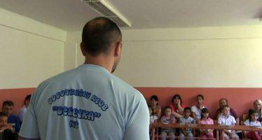 Interaktivni čas na temu sporta održan u OŠ dr Zoran Đinđić u Brzom Brodu (VIDEO)