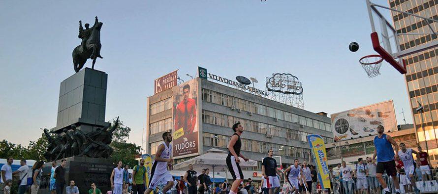 """Karavan """"3×3 Roda prvenstva Srbije"""" u subotu u Nišu"""