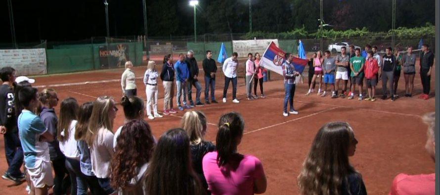 Na terenima Teniske akademije Živković počeo prestižni teniski turnir Niš Open 2017 (VIDEO)