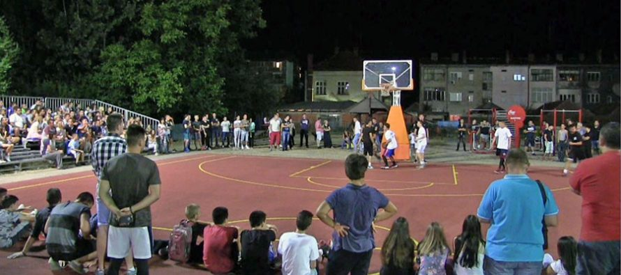 Uzbudljiv basket turnir u Babušnici (VIDEO)