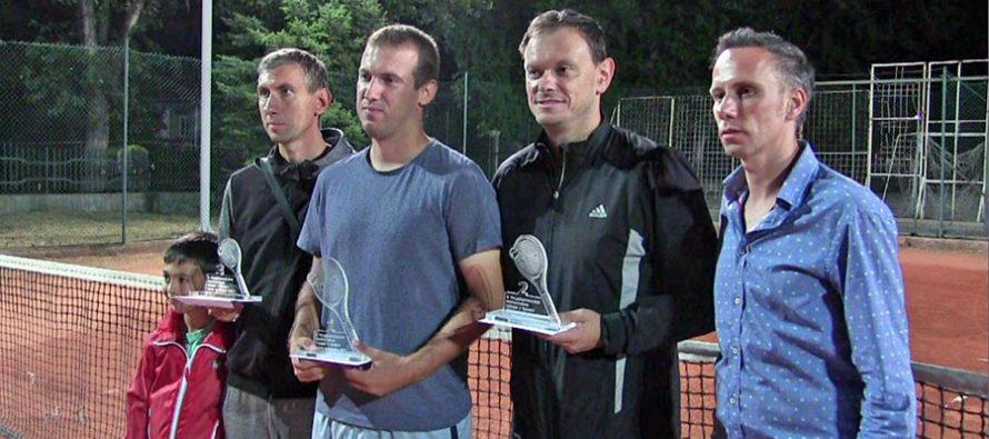 Nišlije najbolje na rekreativnom teniskom turniru u Beloj Palanci (VIDEO)