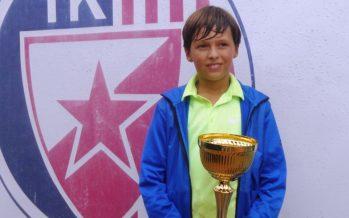 Aleksandar Žikić – još jedan prvak Srbije iz TAŽ