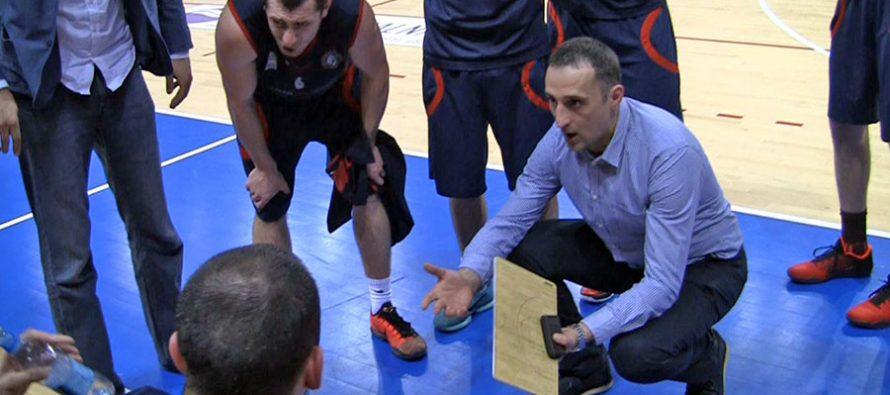 Marko Cvetković trener Konstantina