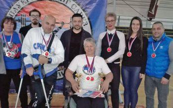 Nove medalje za knjaževačke sportiste sa invaliditetom