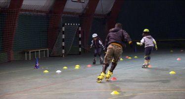 Prvi put u Nišu – roleri u balon sali (VIDEO)
