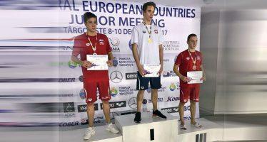 Andriji Petkoviću srebro sa takmičenja u Rumuniji
