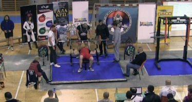 Najbolji takmičari iz regiona na Gala kupu u pauerliftingu (VIDEO)