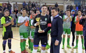 Futsaleri Ozrena stigli do prvog trofeja u istoriji kluba (VIDEO)