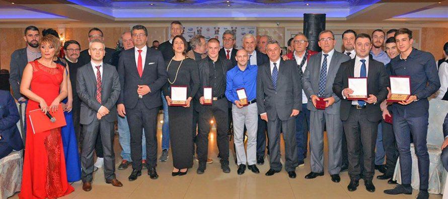 Staša Gejo, džudisti Kinezisa i Andrija Petković najuspešniji u 2017. godini