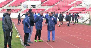 Dmitrović obavio prozivku – Pavkov se vratio u Zvezdu (VIDEO)