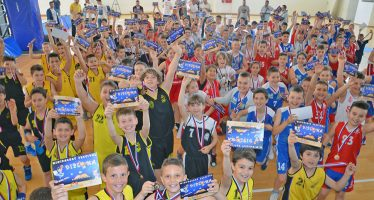Mini-basket festival u Beloj Palanci (VIDEO)