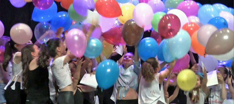 Praznik plesa u Aleksincu (VIDEO)