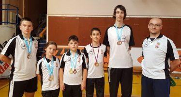 13 medalja na Prvenstvu Srbije za KBS Naisus