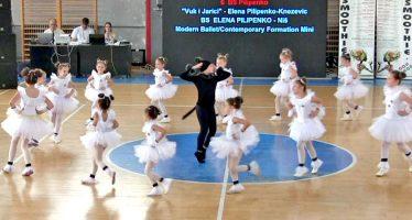 """Plesno takmičenje """"Balkan dens juniti"""" okupilo mlade plesače iz šireg regiona (VIDEO)"""