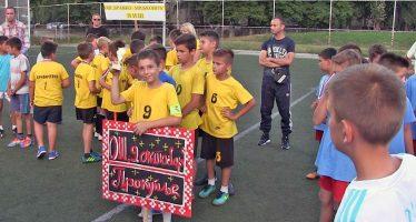 Turnir za osnovce – Između dve vatre i futsal (VIDEO)