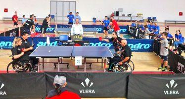 Stonoteniseri sa invaliditetom uspešni u Varni i Podgorici