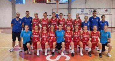 Još dve mlade niške košarkašice na Evropskom prvenstvu