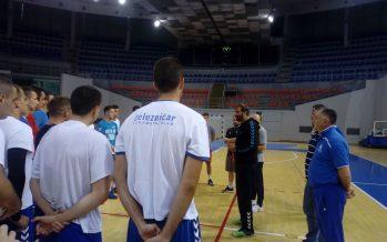 Železničar počinje takmičnje u EHF Kupu