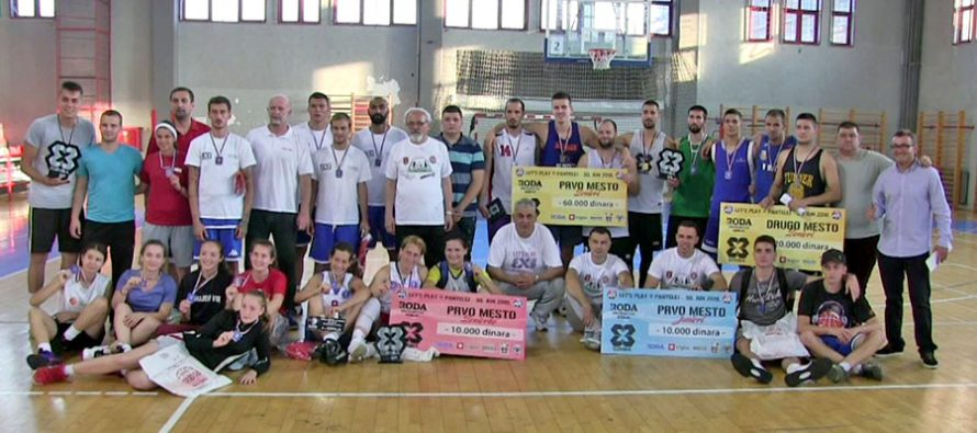 Niške ekipe najuspešnije na trećem po redu 3×3 turniru GO Pantelej (VIDEO)