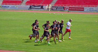Poraz Radničkog od Crvene Zvezde pred utakmicu sezone