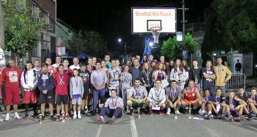 Ulični basket u Beloj Palanci u znaku mlađih kategorija (VIDEO)