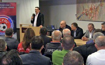 Poklon oprema FSS klubovima u Nišavskom okrugu