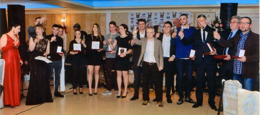 Staša Gejo, mlade košarkašice Studenta i rukometaši Železničara najbolji u niškom sportu u 2018.