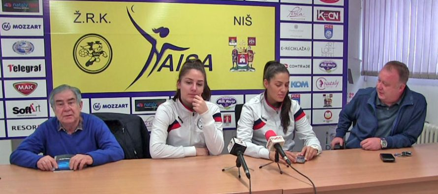 Naisa u petak protiv Juniora za početak naporne serije utakmica (VIDEO)