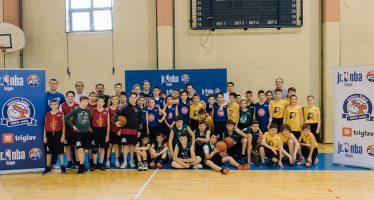 Junior NBA: U diviziji Niš sve ide po planu (VIDEO)