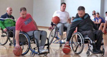 U Nišu oformljen klub za košarku u kolicima (VIDEO)