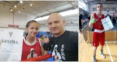 Mladi niški bokseri uspešni na državnom prvenstvu
