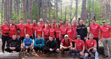 Uspešan vikend za planinare i trkače Mosora