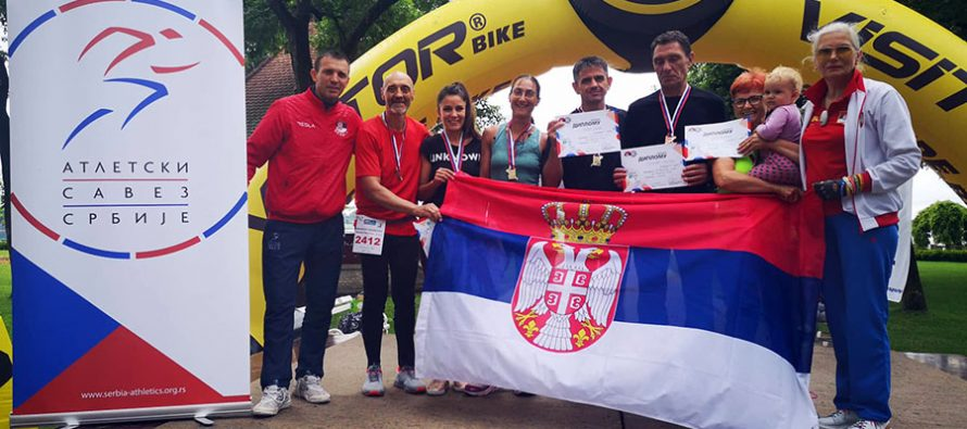 Nišlije dominirale u najtežoj disciplini na Prvenstvu Srbije u ultramaratonu