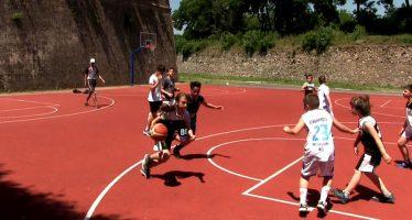 U rovovima Tvrđave održana Pionirska gradska liga u košarci (VIDEO)