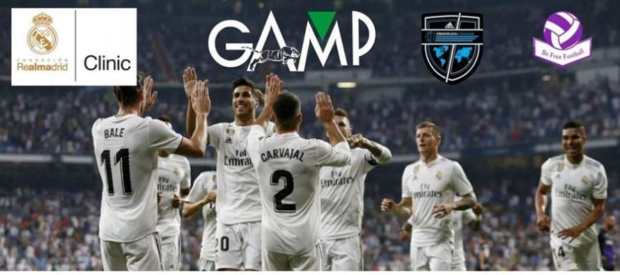 Kamp Real Madrida prvi put i u Nišu (VIDEO)