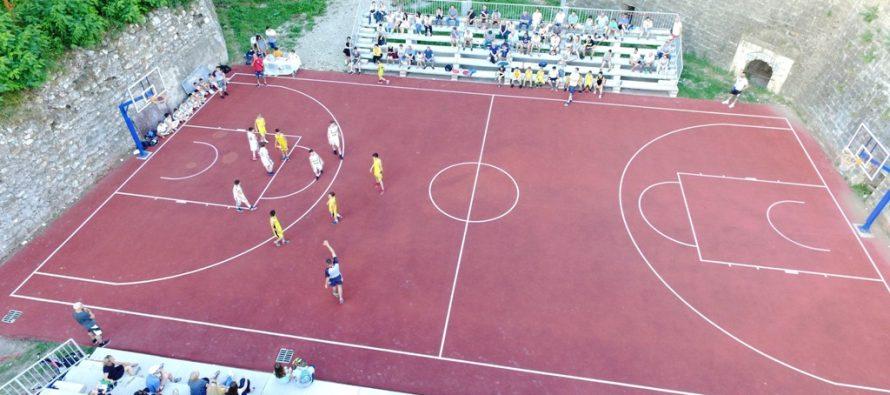 """Besplatna škola košarke u """"Rovčetu"""""""