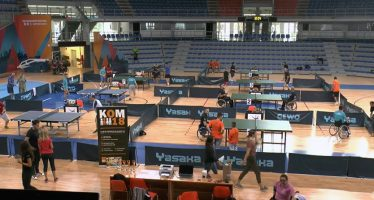 Odigran Trofej Nais 2019 – Stonoteniski turnir za osobe sa invaliditetom